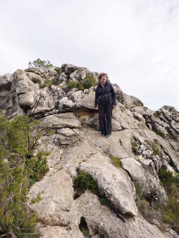 Cavall Verd and Serra dell Penyal guided mountain walk, Costa Blanca
