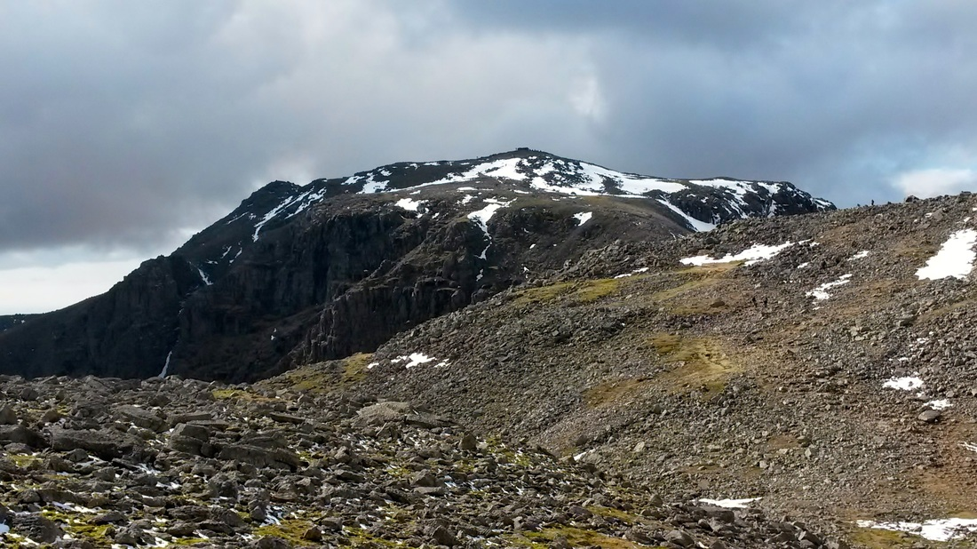 Guided-walking-Scafell-Pike