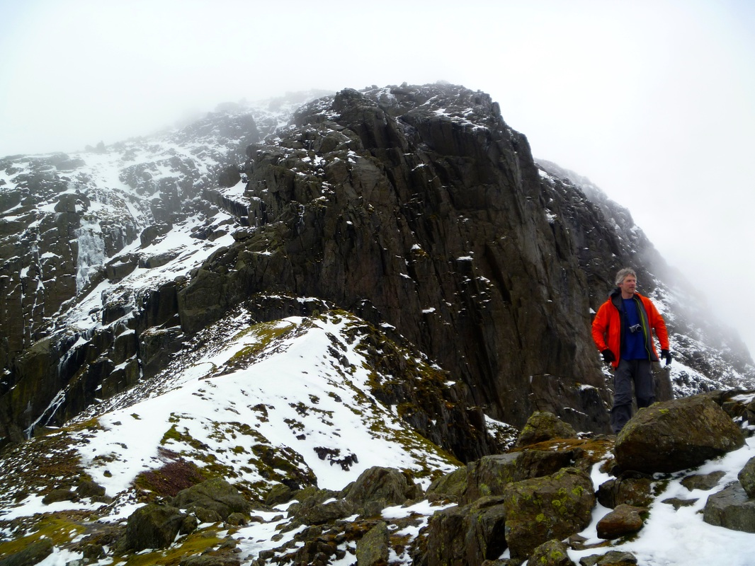 Mickledore & Scafell