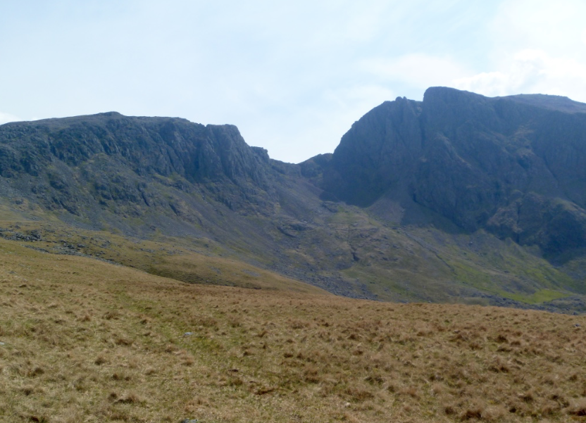 The quiet routes to Scafell Pike