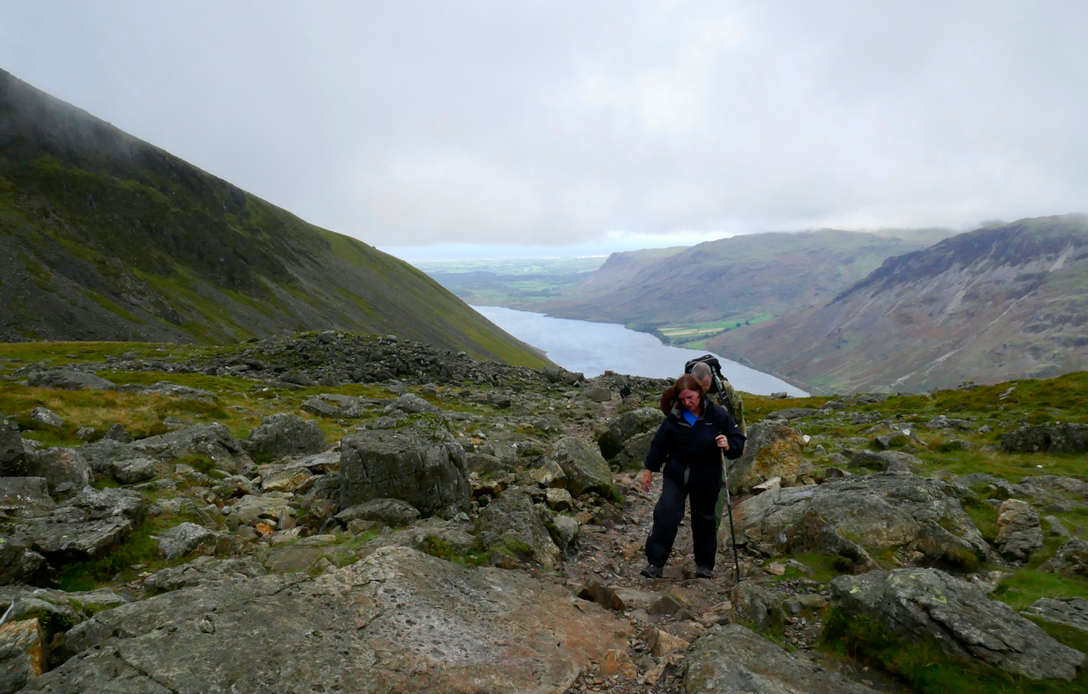 #walkingguideforscafellpike